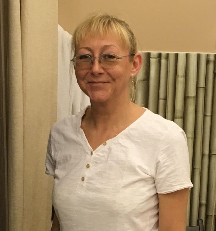 Dorota Piotrowska masażystka